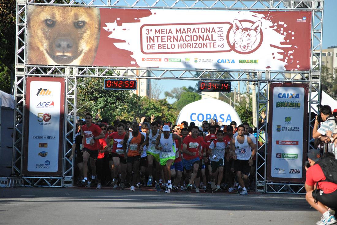 MMI – Meia Maratona Internacional de Belo Horizonte - 14 de junho de 2015